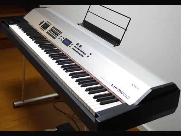 KAWAI MP9500 ステージ・ピアノ 詳細